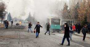 Kayseri'deki hain saldırı ile önemli gelişme!