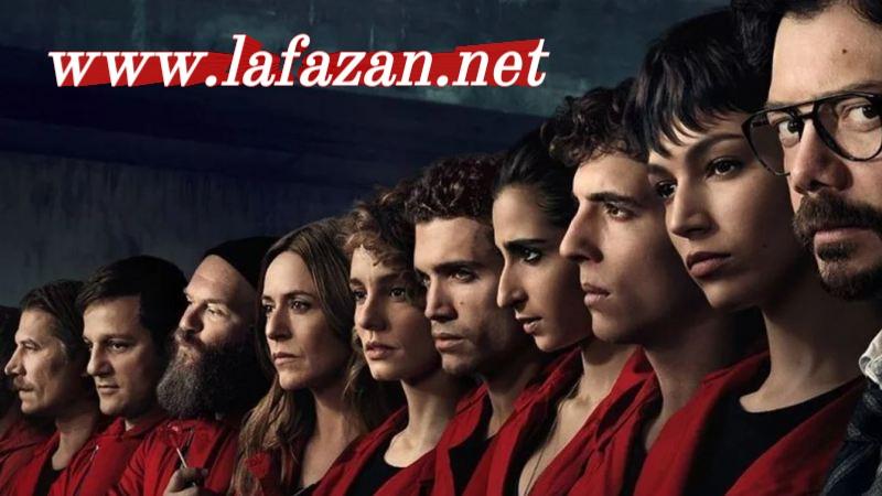 La Casa De Papel'in 4'üncü sezon yayın tarihi 3 Nisan 2020