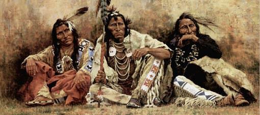 Kızılderilinin Dostluğu